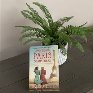 """The Paris Seamstress"" International Bestseller"